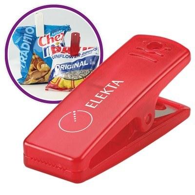 Custom Printed Snack Keep-It Clip