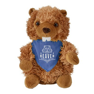 Promotional Cuddliez Beaver