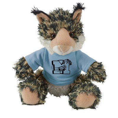 Customisable Cuddliez Bobcat
