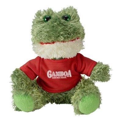 Promotional Cuddliez Frog