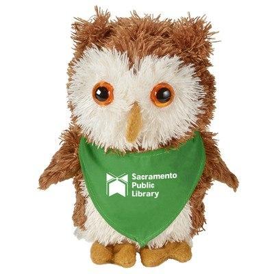 Custom-made Cuddliez Owl