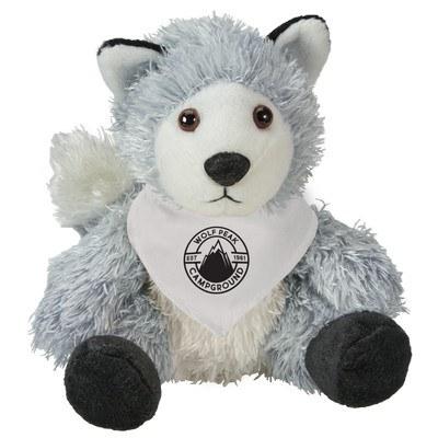 Promotional Cuddliez Wolf