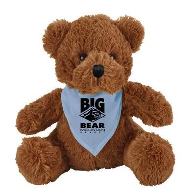 Custom-made Fuzzy Friends Bear