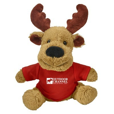 Promotional Fuzzy Friends Moose