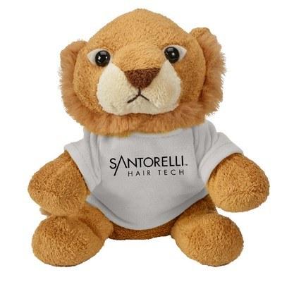 Customisable Zoofari Beanies Lion