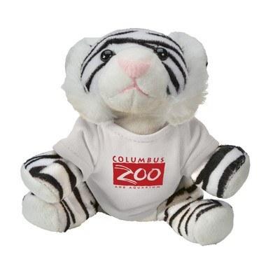 Custom-made Zoofari Beanies Tiger