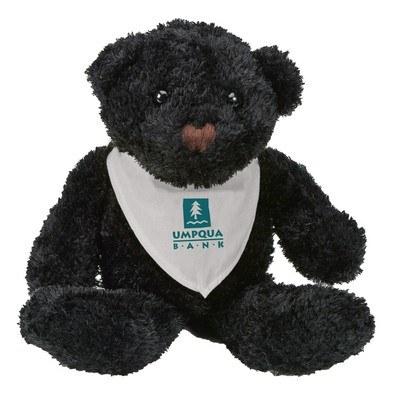 Customisable Color Bear Black