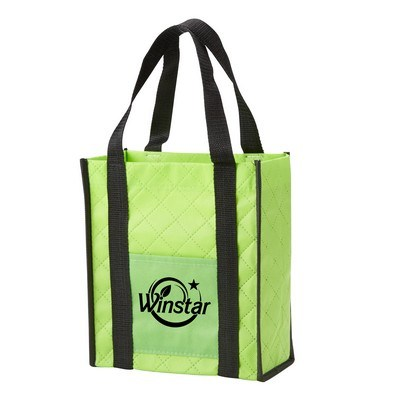Promotional Quilted Non-Woven Gift Tote