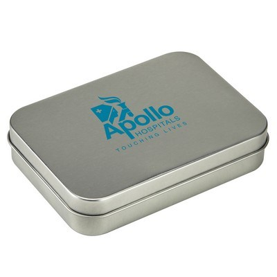 Custom Tin First Aid Kit