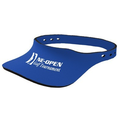 Personalized Neoprene Visor