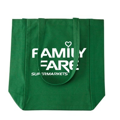 Promotional 10 oz. Cotton Canvas Everyday Tote