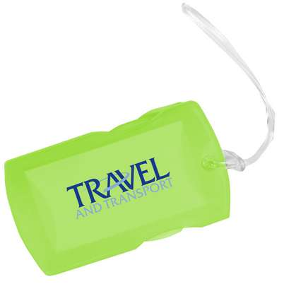 Buckle-it Luggage Tag