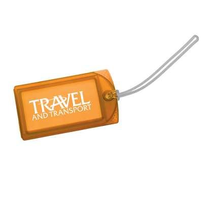 Explorer Luggage Tag