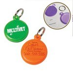 Picture of Round Reflector ID Tag