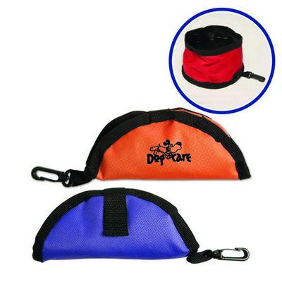 Perky Pet Foldable Travel Bowl