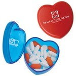 Picture of Heart Pill Box
