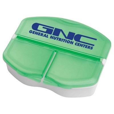 Tri - Minder Pill Box