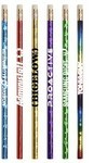 Picture of Jo - Bee Prismatic Foil Wrap Pencil
