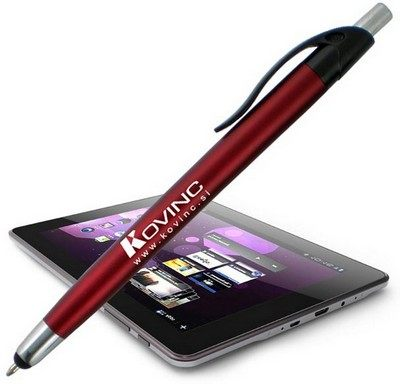 Bensen Stylus with Click Action Pen