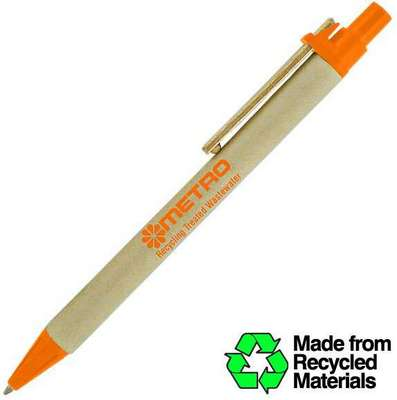 Ecco Recyclable Click Pen