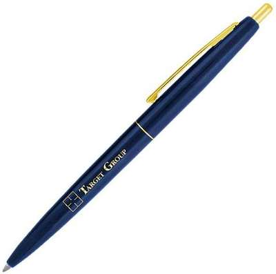 Seville Gold Click Pen