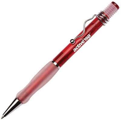 Twirl Metal Clip Click Pen