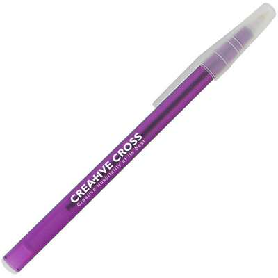 Belfast Translucent Ballpoint Stick Pen