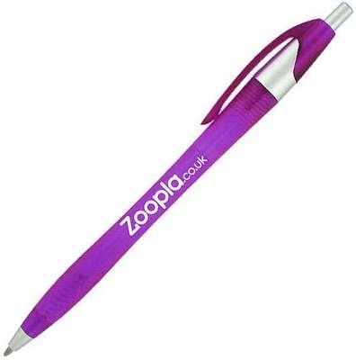 Jetstream T Translucent Click Pen