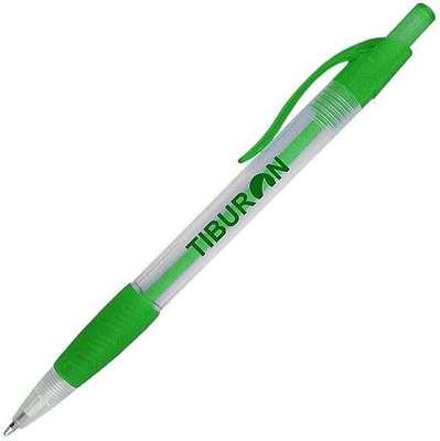 Preston C Translucent Barrel Click Pen