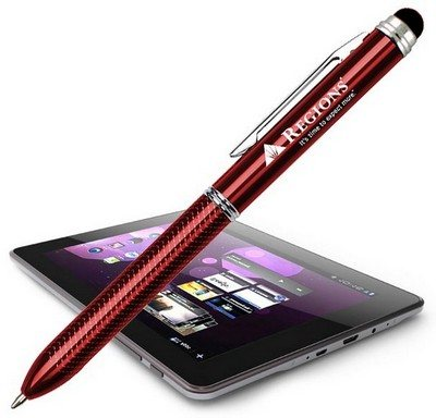 Logan Stylus with Twist Pen