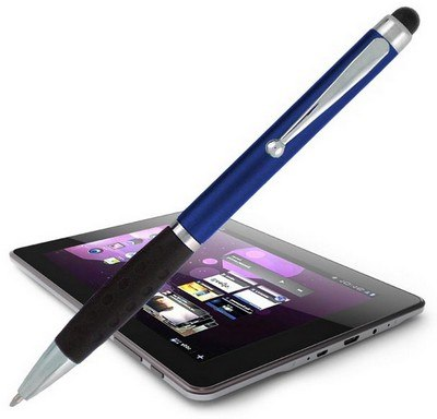 Jada Stylus with Twist Action Ballpoint Pen