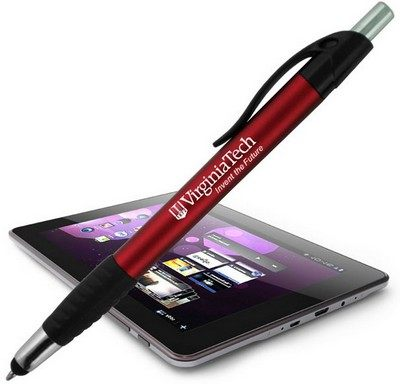 Preston M Stylus with Retractable Ballpoint Pen