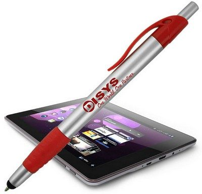 Preston S Stylus with Retractable Ballpoint Pen