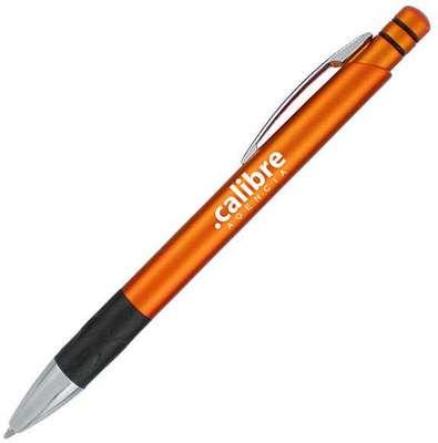 Vaugn Metal Clip Click Pen