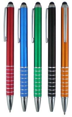 Wanda Stylus with Twist action Ballpoint Pen
