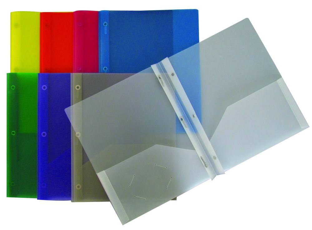 Branded 3 Prong Twin Pocket Presentation Folder ...