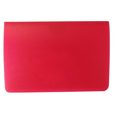 Card Case with Satin Finish