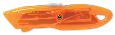 Utility Knife with Retracting Blade