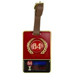 Picture of Metal Bag Tag with Colorfill