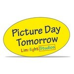 Picture of Oval Quick & Colorful Sheeted Labels- Large