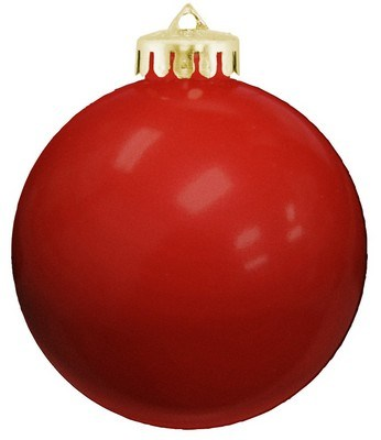 USA Made Shatterproof Round Ornament - Full Color