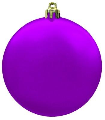"3"" Flat Shatterproof Ornaments"