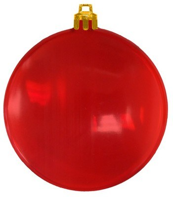 USA Made Shatterproof Flat Ornament