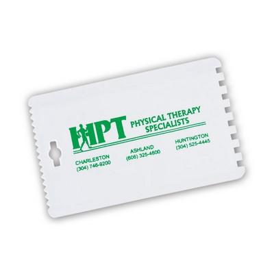 Credit Card Ice Scrapers