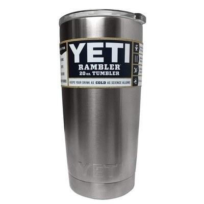 Custom YETI 20 oz. Rambler Tumbler