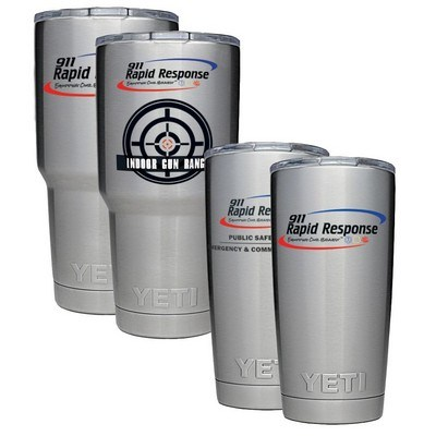 YETI 30 oz. Rambler Full Color Customization Tumbler