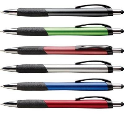 Custom Mateo Stylus Stylus Ballpoint Pen