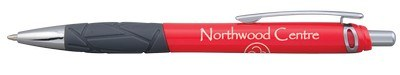 Promotional Vivira Click Metallic Stylus Ballpoint Pen