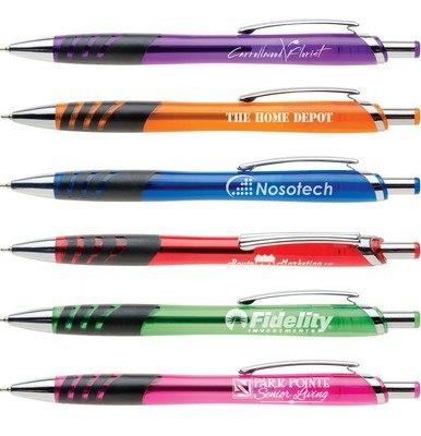 Meemo Retractable Ballpoint Pen