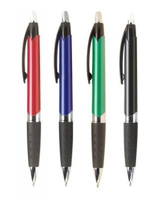 Custom-made Cubano Click Metallic Stylus Ballpoint Pen